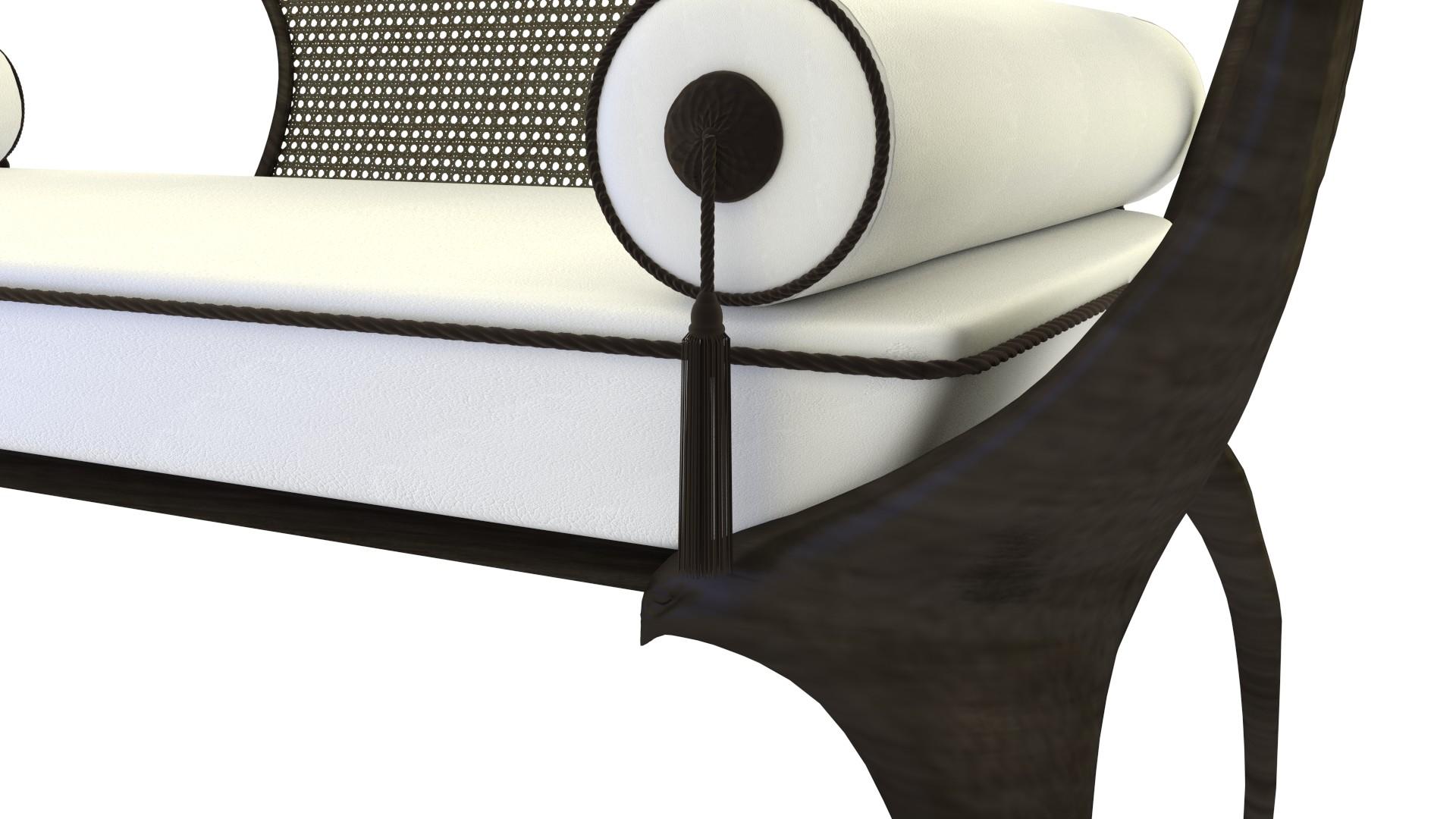 damien pons 3D modélisation canapé